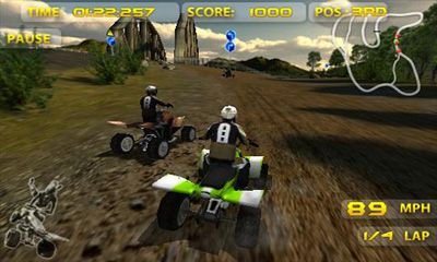 ATV Madness pour Android
