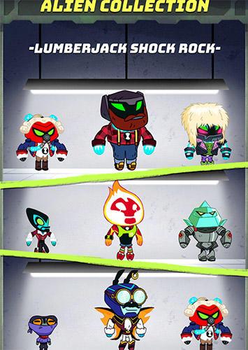 Jogos de arcade Super slime Benpara smartphone