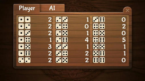 Multiplayer games Backgammon for smartphone