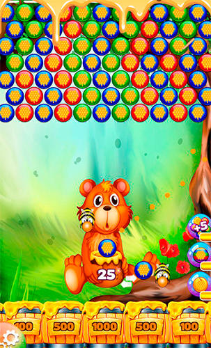 Honey balls 2 for Android