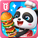 Little panda restaurant icône