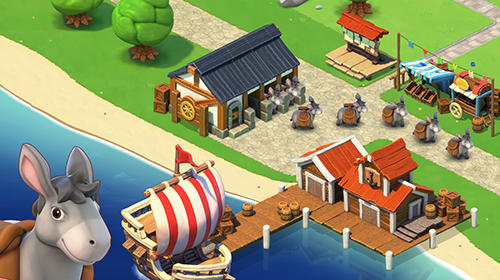 Trade town by Ministry of games pour Android