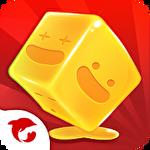 Jelly cube Symbol