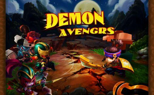 Demon avengers TD screenshots