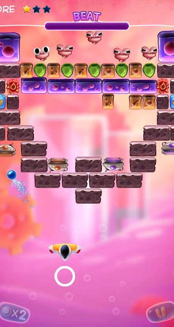 Bio Bricks Breaker for Android