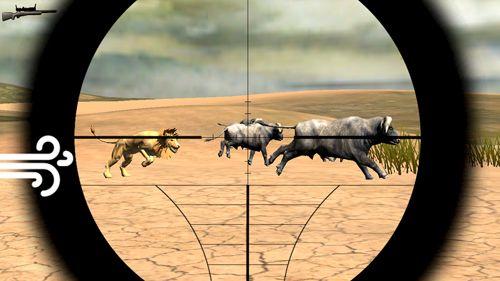 Simulator-Spiele: Lade Große Afrikanische Jagd auf dein Handy herunter