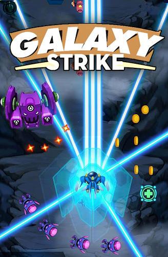 Galaxy strike: Galaxy shooter space shooting captura de pantalla 1