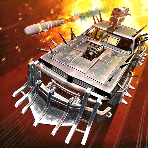 Battle Cars: AUTOPLAY ACTION GAME アイコン
