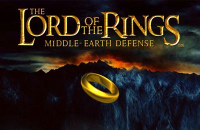 logo Lord of the Rings Middle-Earth Defense