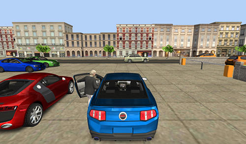 Car parking valet Screenshot