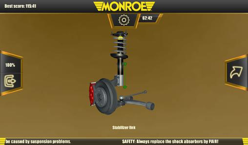 Car mechanic simulator: Monroe für Android