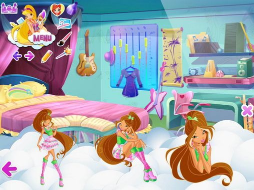 Winx club: Fairy artist! para Android