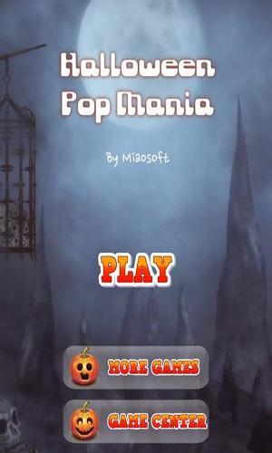 logo La Manie Pop de Halloween