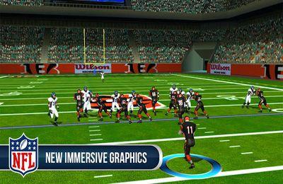 NFL Pro 2014: Ultimative American Football Simulation auf Deutsch