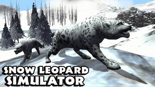 Snow leopard simulator скриншот 1