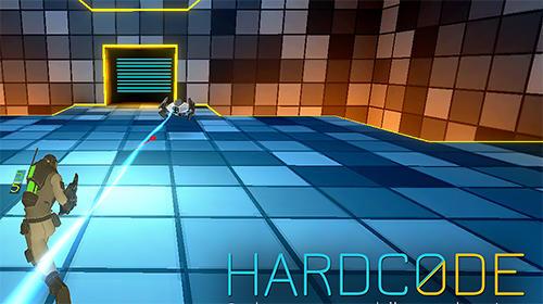Hardcode capture d'écran