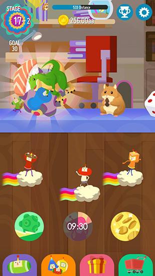 Arcade-Spiele Tap my katamari für das Smartphone