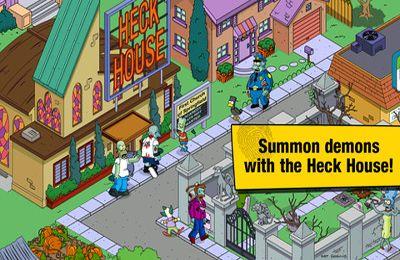 Die Simpsons: Angeklopft auf Deutsch