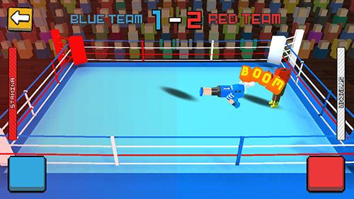 Zeitkiller Cubic boxing 3D auf Deutsch