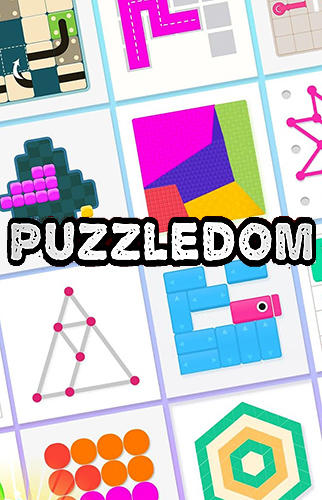 Puzzledom: Classic puzzles all in one screenshot 1