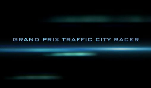 Grand prix traffic city racer icono
