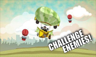 Balloon Getaway in English