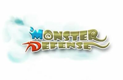 logo MonsterDefense 3D