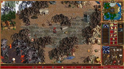 Мультиплеер игры: скачать Might and magic: Heroes 3 - HD editionна телефон