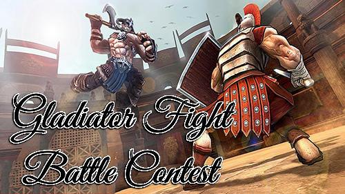 Gladiator fight: 3D battle contest captura de pantalla 1