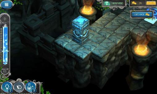 Arcade-Spiele Rune guardian für das Smartphone