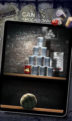 Simulation games Can Knockdown 2 for smartphone
