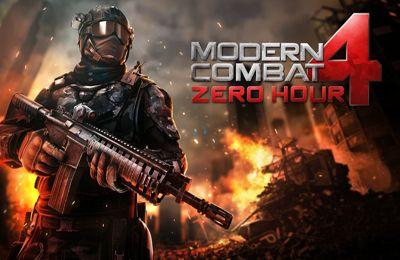 logo Modern Combat 4: Zero Hour