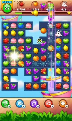 Fruits star for Android