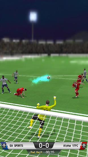 Android用 FIFAサッカー:プライム・スターズ