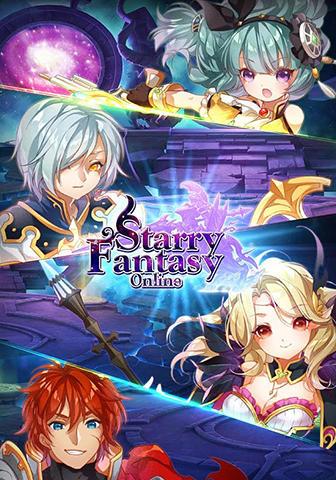 Starry fantasy online Symbol