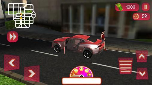 Simulation games Valentine ride 2016 for smartphone