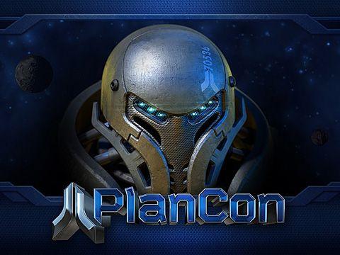 logo Plancon: Conflicto espacial