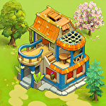 Family age: Beautiful farm adventures sim icon