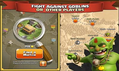 Android spiel Clash of Clans