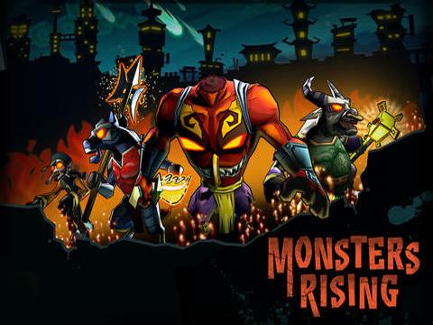 logo Aufstieg der Monster