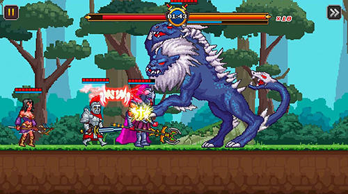 Monster arena: Fight and blood für Android