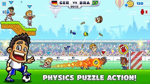Super Party Sports: Fußball für iPhone