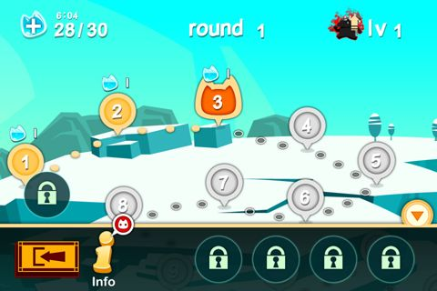 Arcade-Spiele: Lade Mog Gen Boom auf dein Handy herunter