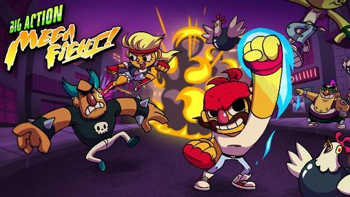Big action: Mega fight! скриншот 1