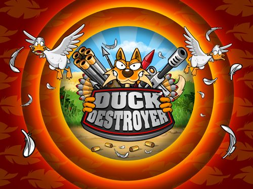 Duck destroyer for iPhone