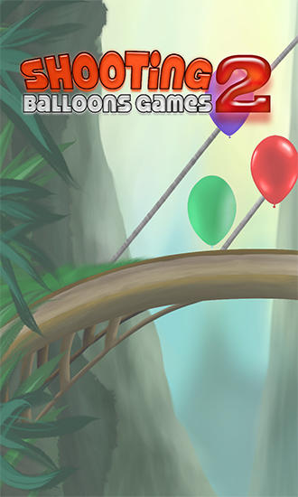 アイコン Shooting balloons games 2