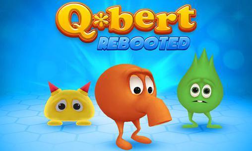 Q*bert: Rebooted Screenshot