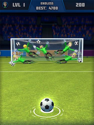 Football arcade für Android