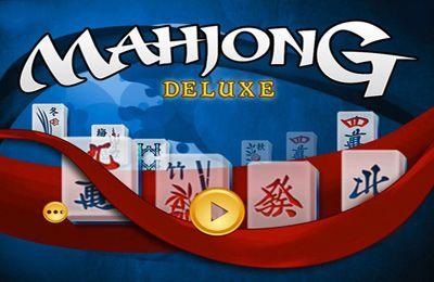 logo Mahjong Deluxe