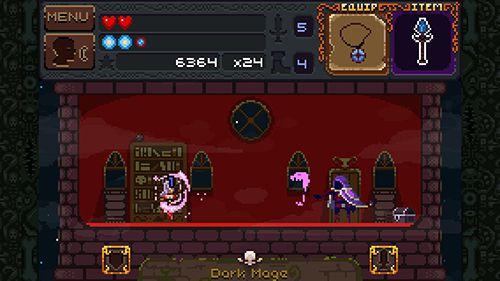 RPG-Spiele: Lade Tiefe Dungeons des Verderbens auf dein Handy herunter